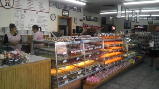 West, Texas Little Czech Bakery
