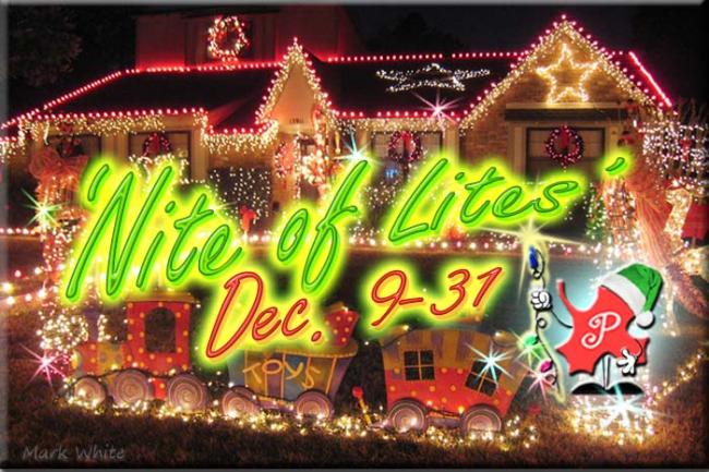 prestonwood forest lights up with its 40th annual nite of lites event from december 9 through december 31 - Prestonwood Forest Christmas Lights